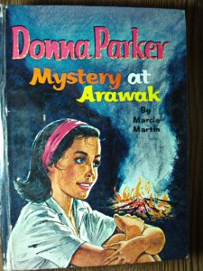 Donna Parker Mystery at Arawak